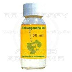Ashwagandha Oil, Ayurvedic Ashwagandha Oil, Herbal Ashwagandha Oil, Ashwagandha