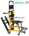 Dw-st003 de alumínio médica cadeira da escada maca dobrável