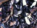 reciclado sapatos usados