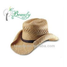 classical European style popular cowboy straw hats unisex