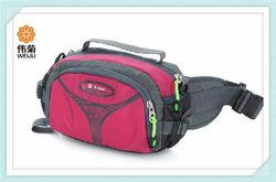 Eco-friendly bag factory motorcycle waist bag