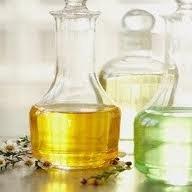 crude unrefined sunflower oil