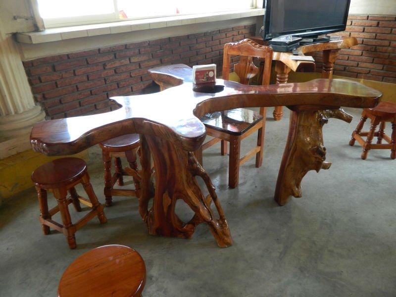 Comedor de CedroMesas de maderaIdentificación del producto