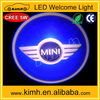 Manufacture led car logo door light ghost shadow light
