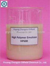 Drilling Fluids Shale Inhibitor/Flocculant/Viscosifier High Polymer Emulsion HP600