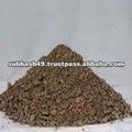 extração de sementes de mamona de refeição