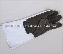 Pakistan Best Quality Sitca Leather Work Gloves