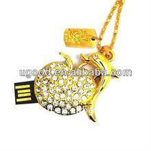 Good quality custom jewelry bracelet usb flash drive ,hot sale waterproof jewelry usb flash drive 16gb for women and girls