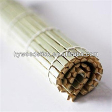 2013 best selling direct factory of bamboo sushi table mat