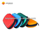 new product for 2013 High quality leather zipper ego case/lanyard/necklace/ego case/ring