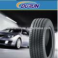 Dos pneus baixa preço DURUN marca pneus pneu de carro 185 / 60R14 nova