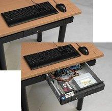 i-desk unique, patented ICT furniture