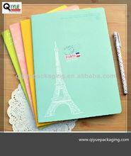 elegant notebook 2012
