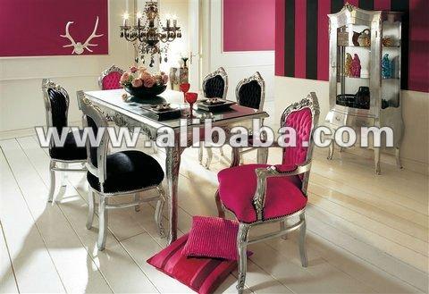 Salle Manger De Luxe Baroque Neo Rococo Style Buffet Id