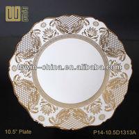 ceramic dinner plates for weddings