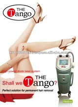 Skin Rejuvenation laser equipment for hair removal 810/ 808nm Diode Hair removal laser (THE Tango)