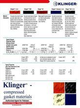 Klinger Jointing Sheets
