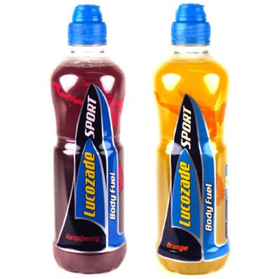 Lucozade Sport 12x500ml All Flavours
