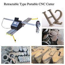 220V 1000W automatic cutting machine used cnc plasma cutting machines steel plate cutting machine
