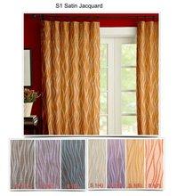 Window curtain design