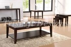 Wooden Living Room Furniture, Occasional Coffee Table, Console Table, End Table Set