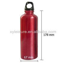600ML Aluminium Drinking Bottle Metal Bottle Aluminium Sports Water Bottle