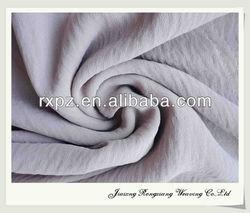 ITY fasion dyed washing effect chiffon shaoxing keqiao fabric