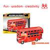 3D Puzzle 3D CAR Double decker bus CAR MOLD EDUCATIONAL TOYS 3D PUZZLE