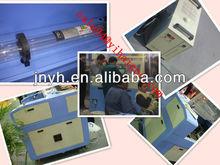 Hot sale !!! Jinan factory !!! 6090 //80w laser engraving machine for guns