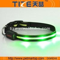 Top Grade Customized Paw Dog Collar
