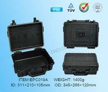 Hard ABS plastic waterproof equipment case