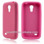 Silicon Case For Samsung I9190/GALAXY S4 MINI