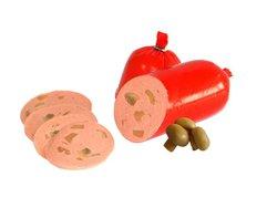 Beef Mortadella with Mushrooms (Halal)