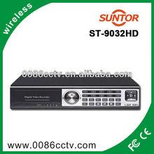 2U H.264 CCTV 32CH DVR