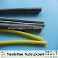 de caucho de silicona libre de halógeno tubo termocontraíble para motor