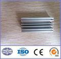 de color blanco plateado anodizado de perfiles de aluminio para el mecanizado cnc