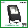 10w led de alta potencia de campo de fútbol de inundación de luz