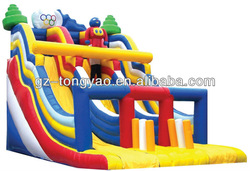 kids cheap inflatable jumping castles giant inflatable slide