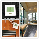 Newest floor heating system with temperature controller