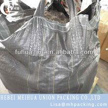 black ton bag for garbage 1500kg