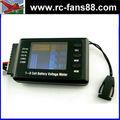 1 - 8 S celular Battery Voltage Meter