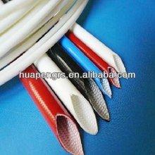 Silicone coated fiberglass insulation tube for motor