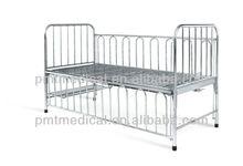 2013 Stainless steel children nursing platform bed/hospital furniture for kids