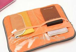 Patent leather 12 inch Korea design laptop tablet case