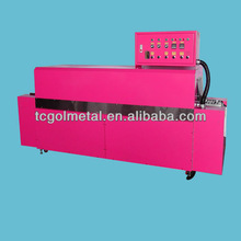 jet standard shrink machinery (Long Stove) for food