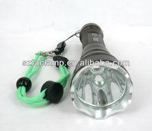 UltraFire C7 XM-L T6 1200-Lumen 5-Modes LED Flashlight - Black (18650)