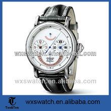 Brand factory china mens sport steel watch fashion OEM men watch