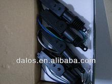 12v Remote Control lock/ 2 master Car Central Locking Power 4 Door Locking System With 2 remoter