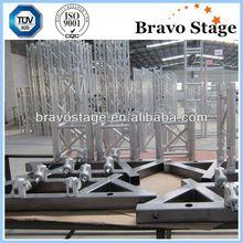 Aluminum/Steel Structure Steel Pipe Truss
