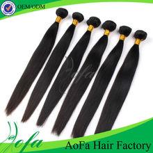 No tangle no shed hair weave 5a 100% human virgin india hair